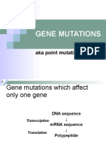 07 Gene Mutations for 17sep12