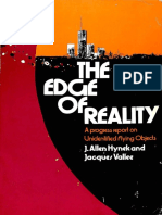Hynek and Vallee - The Edge of Reality (1975)