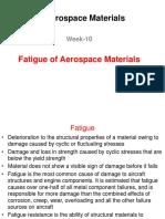 UCK 353E Aerospace Materials Week10 2015