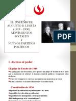 Oncenio - Nuevos Partidos.ppt