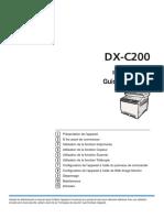 Dxc200 Om Fr