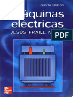 Máquinas Eléctricas Jesús Fraile Mora