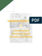 Documentos Primaria Sesiones Unidad06 SegundoGrado Integrados Integrados 2G U6