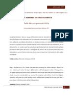 5. La Obesidad Infantil en México