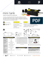 Mini Tank Pump Tech Spec Es
