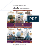 Imagineering Field Guide Master Index