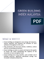 Green Building Index (Gbi)