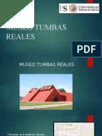 Museo Tumbas Reales - LAMBAYEQUE - CHICLAYO