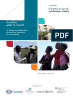 Hystra Report on Smallholder Farmers