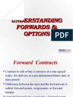 Understanding Forwards & Options