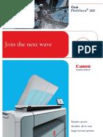 Plot Wave 30020110901