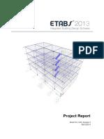 ETABS 2013 13.1.1-Report Viewer