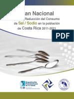 Plan Nacional Reduccion Sal PDF WEB