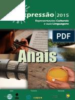 Anais Expressão 2015 UFRR
