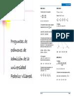 Preguntas de Trigonometria UNFV (2006-2013)