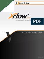 XFlow2014 FullFeatureList v92 NA
