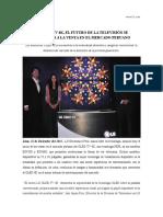 NP - LG OLED TV 4K EL FUTURO DE LA TELEVISIÓN SE ENCUENTRA A LA VENTA EN...