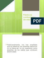 Plásticos Conductores de Electricidad