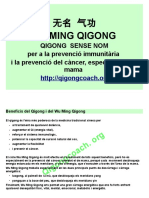 Wu Ming Qigong CANCER