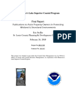 Publications to Assist Property Owners in Protecting Wetland and Shoreline Environments (306-13-09)