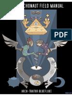 The Psychonaut Field Manual Third PDF Edition by Bluefluke-d8rjuxc