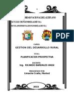 GESTION DE DESARROLLO