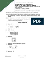 Primer Grado Matemtica