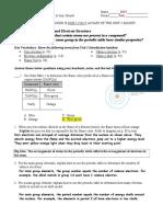 unit 3 study guide chem 1 key