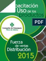 Capacitación Fuerza de Ventas Distribución 2015