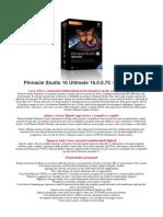 Pinnacle Studio 16 Ultimate v 16.0.0.75 - Multi Ita