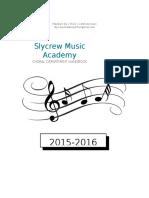 music handbook