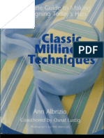 Classic Millinery Techniques
