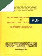 A Categoria Aspectual Da COLOCAÇÃO e sua expressão perifrástica em Português Contemporâneo - Henrique Barroso