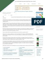 Revisão Sobre a Lei de Execução Penal Do Professor Rogério Sanches Cunha – Muito Boa!