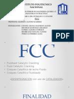 proceso FCC