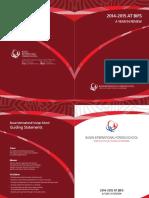 2014-15 BIFS Annual Report