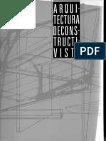 Johnson w Arquitectura Deconstructivista