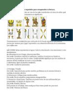 Cartas Españolas Significado