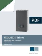 Sinamics Dc Master Migration Guide En