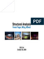 Structural Analysis