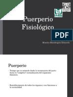 Expo Puerperio
