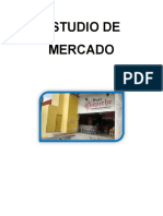 Estudio de Mercado Super Campeche