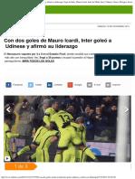 Con dos goles de Mauro Icardi, Inter goleó a Udinese y afirmó su liderazgo _ Lig.pdf