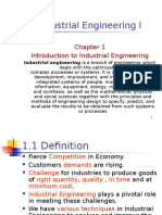 17761 Industrial Engineering Lecture 02