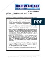 Statistik Ketenagakerjaan Jabar Feb 2014