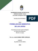 TESIS Formalizacion de Las Lexías