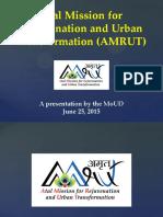 Present on AMRUT