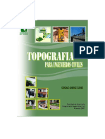 Topografia Para Ingeniero Manual