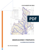 PSI Paltuture Observaciones Propuesta