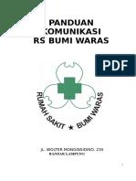 panduan komunikasi (MKI)